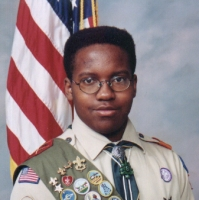 Boy Scouts of America Eagle Scout Award Picture - 001