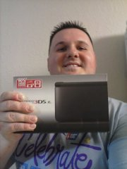 Daniel Burch: Nintendo 3DS XL Contest Winner