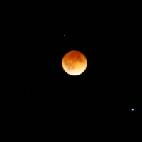Lunar Eclipse: April 15, 2014
