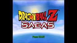 Let's Play Dragon Ball Z: Sagas
