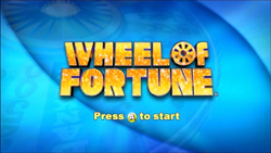 Let's Play Wheel of Fortune (Wii)