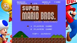 Let's Play Super Mario Bros.